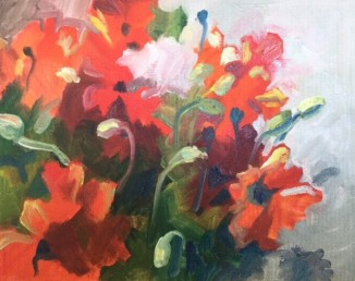 82 Poppies